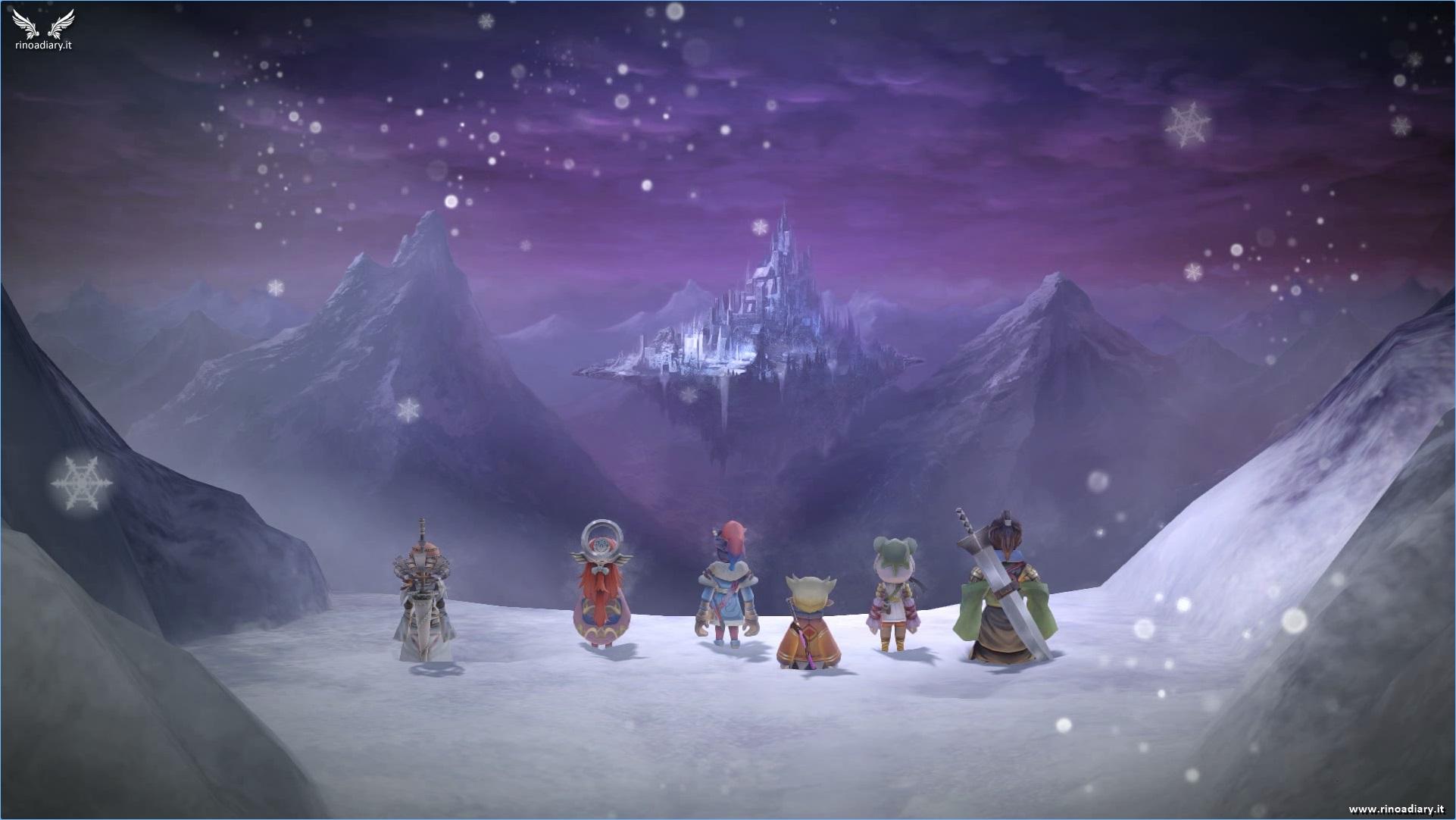 Temporal Battle Arena di I am Setsuna disponibile da oggi!