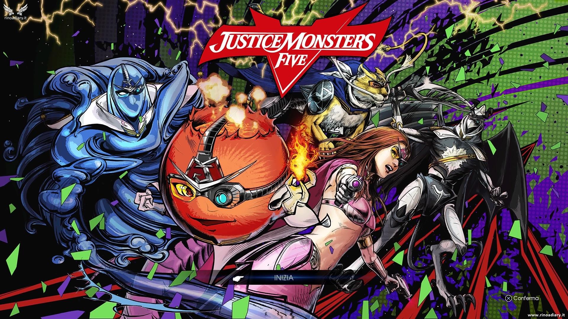 Justice Monsters Five chiude i battenti il 27 Marzo