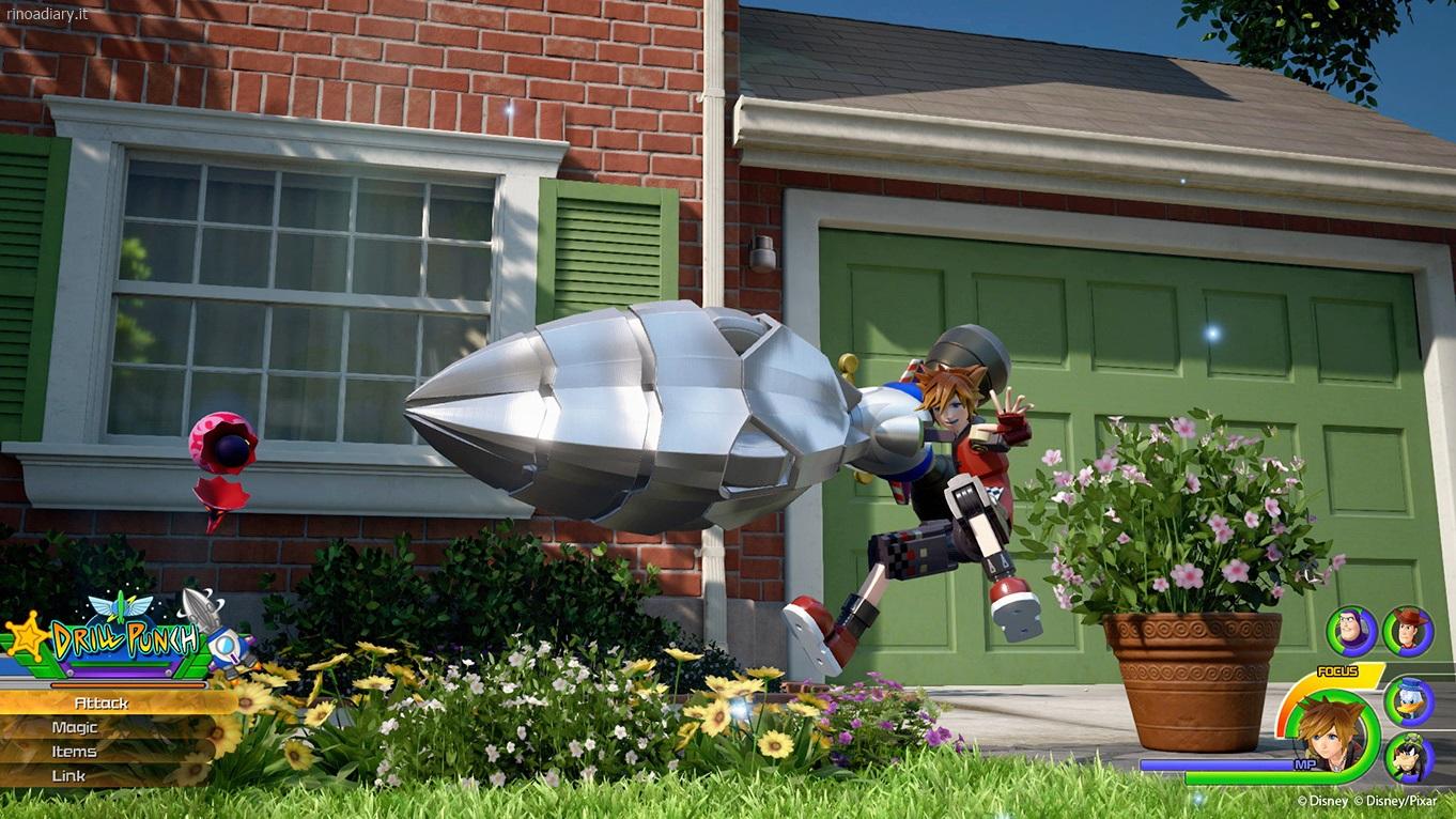 Nomura parla dei Keyblade e delle Invocazioni di Kingdom Hearts III