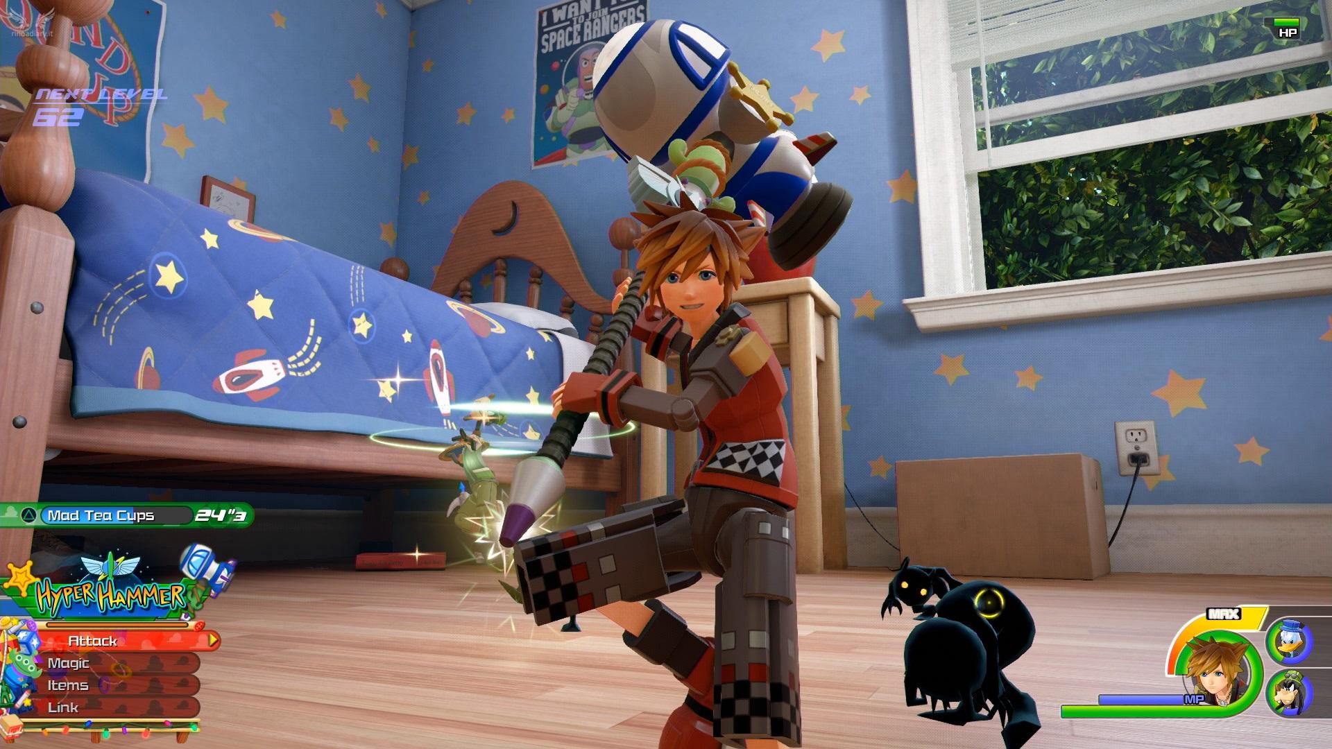 Immagini in HD da Kingdom Hearts III Premiere per PS4 e Xbox One!