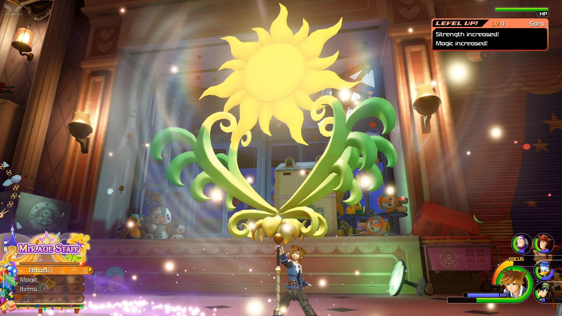 Kingdom Hearts III sarà presente al Lucca Comics & Games 2018!