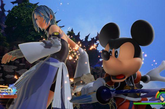 7 nuove immagini per Kingdom Hearts HD 2.8!