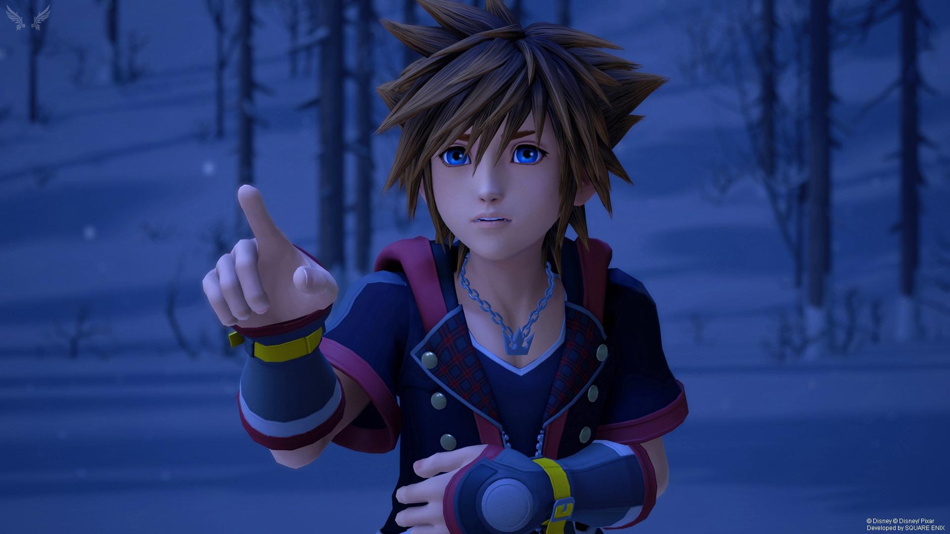 Square corregge il tiro sulla longevità di Kingdom Hearts III