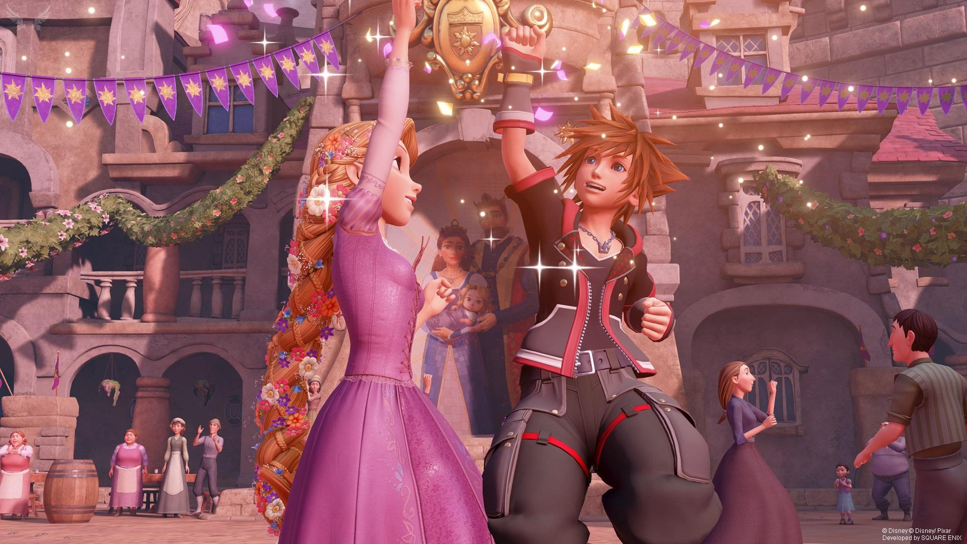 Kingdom Hearts III: errata corrige sui mondi opzionali!