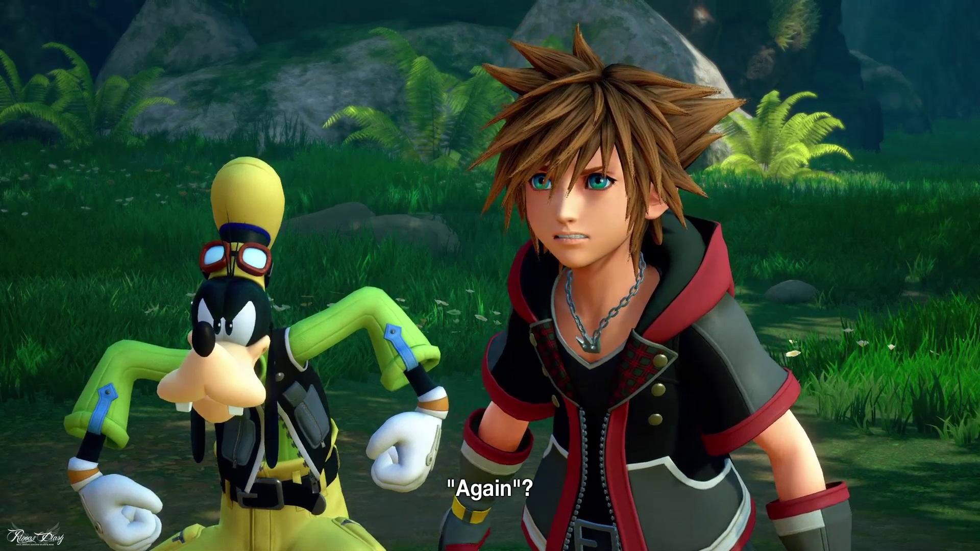 Più di 90 immagini HD dall'ultimo trailer di Kingdom Hearts III!
