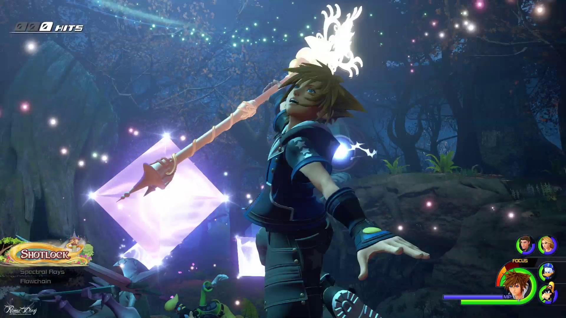 Il prospetto fiscale di Square conferma l'uscita nel 2018 per Kingdom Hearts III