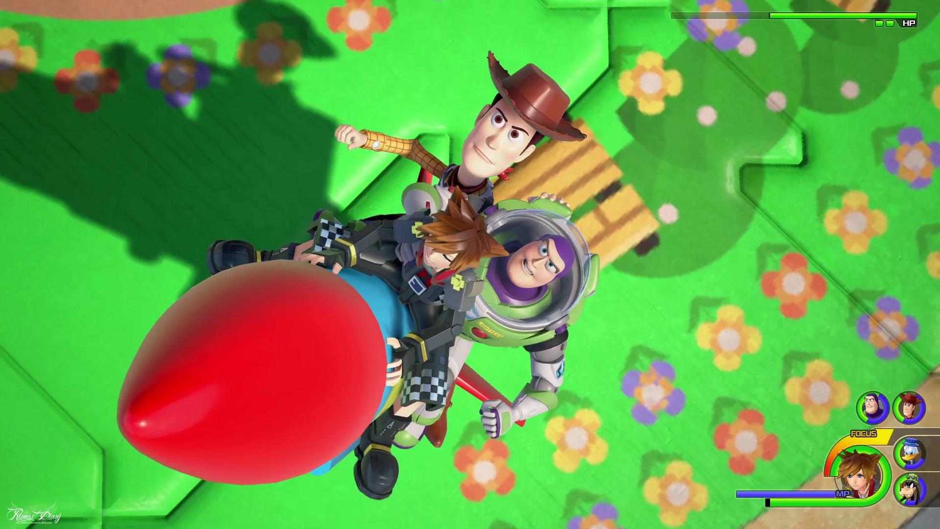 [TGS 2018] Un collage di gameplay dei mondi di Kingdom Hearts III!