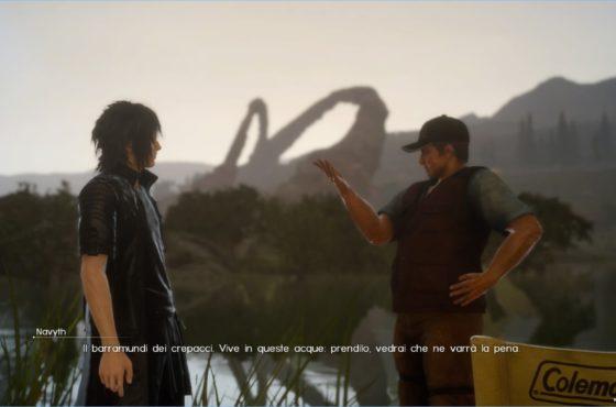 Final Fantasy XV – Missioni secondarie del Capitolo 3, sezione 1 – Duscae e Cleigne: regione settentrionale