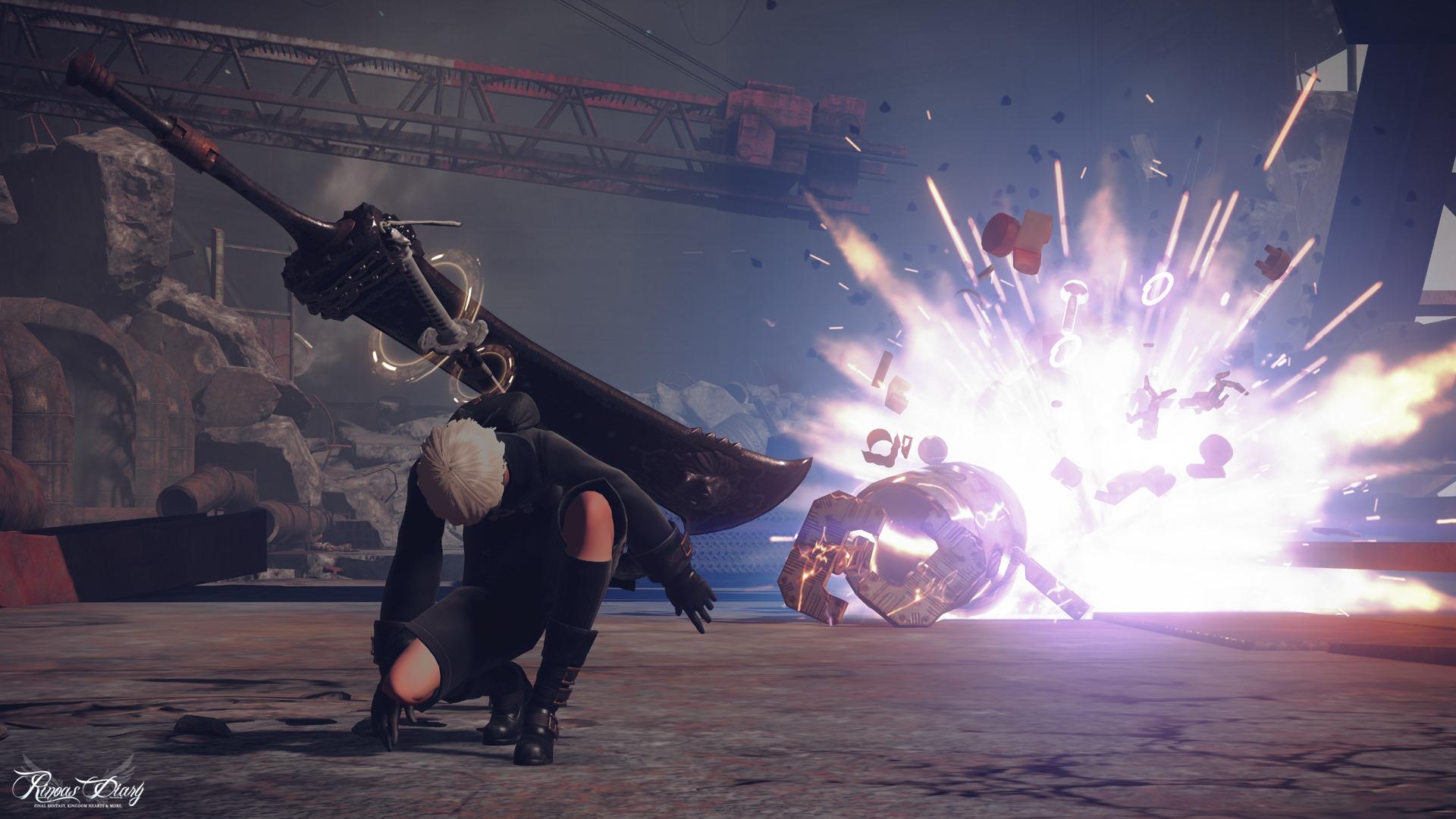 NieR: Automata sarà ottimizzato per PS4 Pro e potrebbe arrivare anche su Xbox One