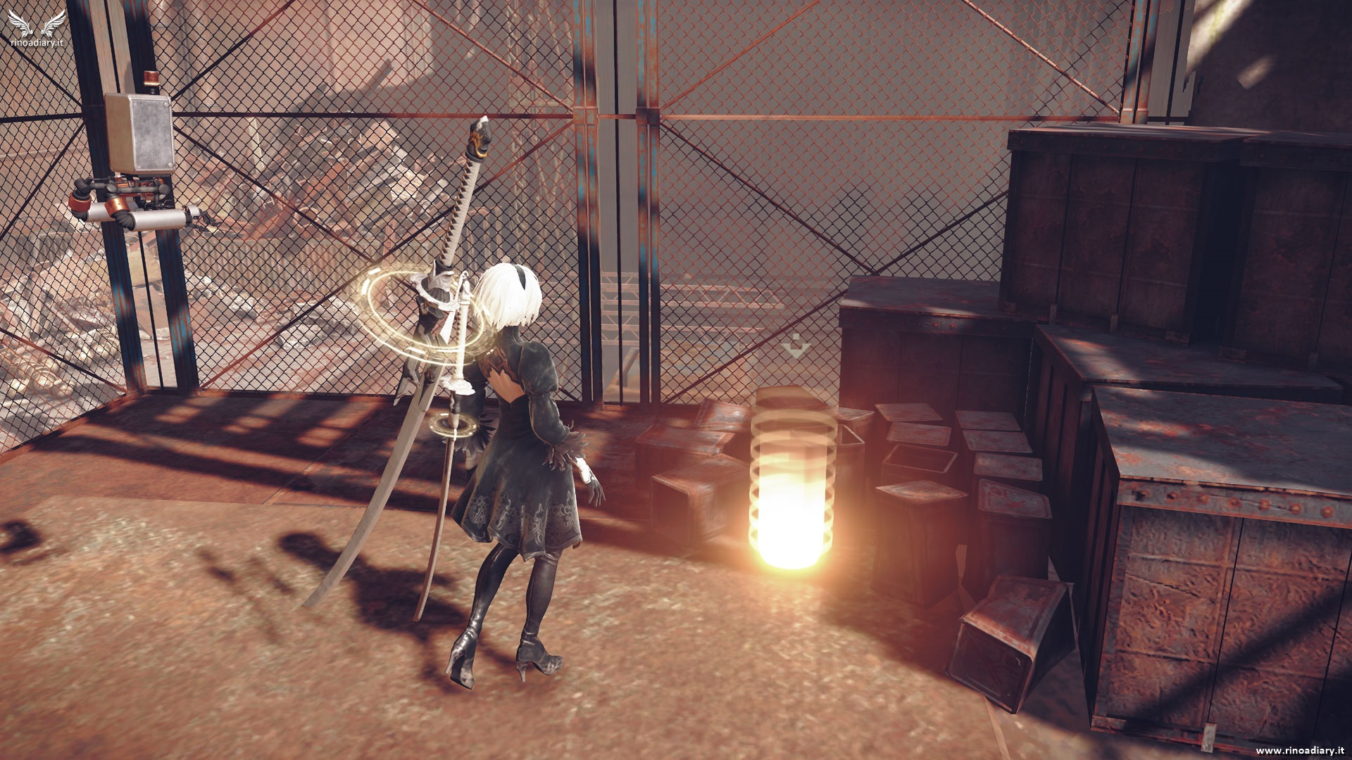 NieR: Automata entra in fase Gold!