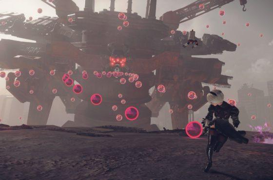 30 minuti di gameplay per NieR: Automata!