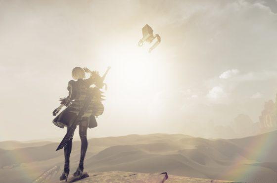 """Death is your beginning"", trailer di lancio di NieR: Automata!"