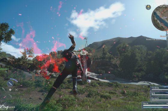 Il contenuto del Pacchetto di Potenziamento + di Final Fantasy XV