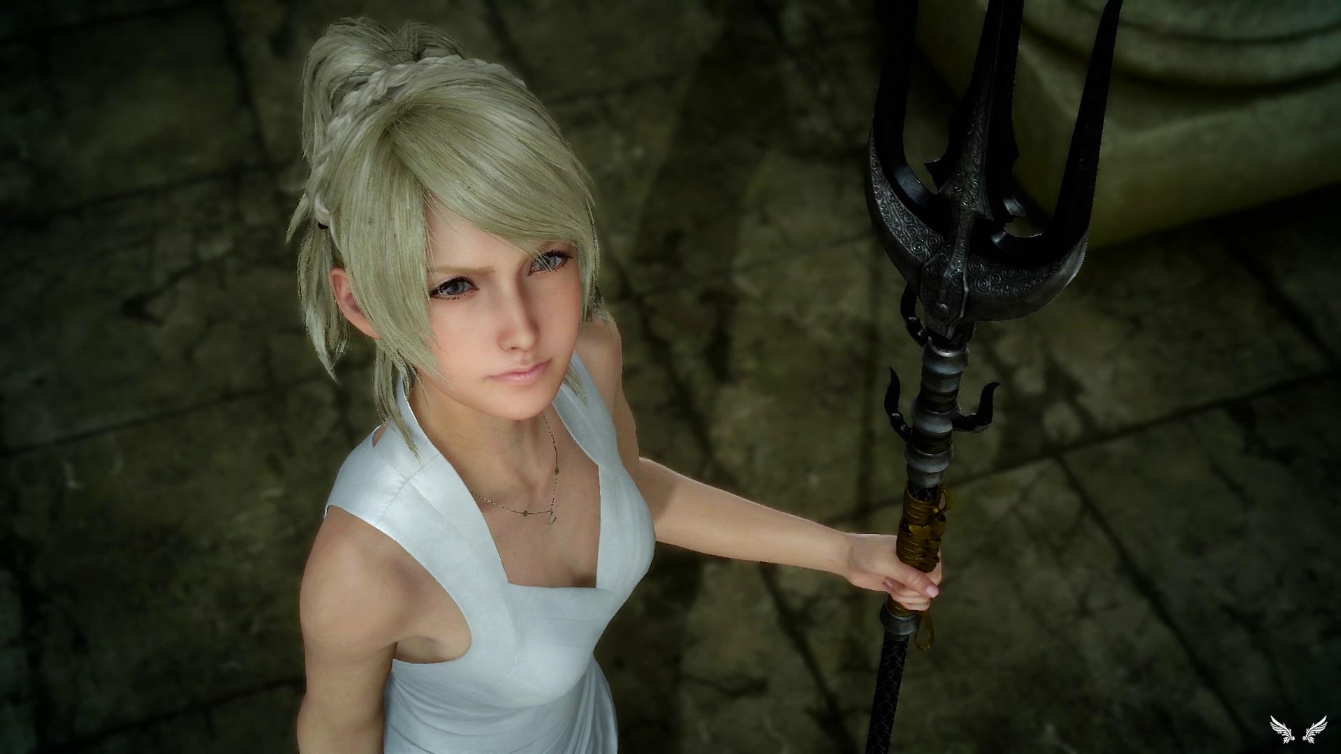Il producer di Final Fantasy XV apre ad un DLC su Lunafreya