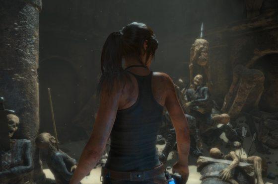 Le meraviglie di Rise of the Tomb Raider su PlayStation 4 Pro!