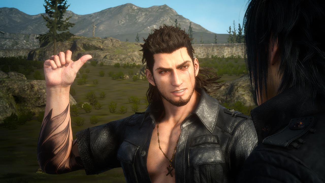 Nel DLC di Gladio affronteremo un personaggio storico della saga Final Fantasy!
