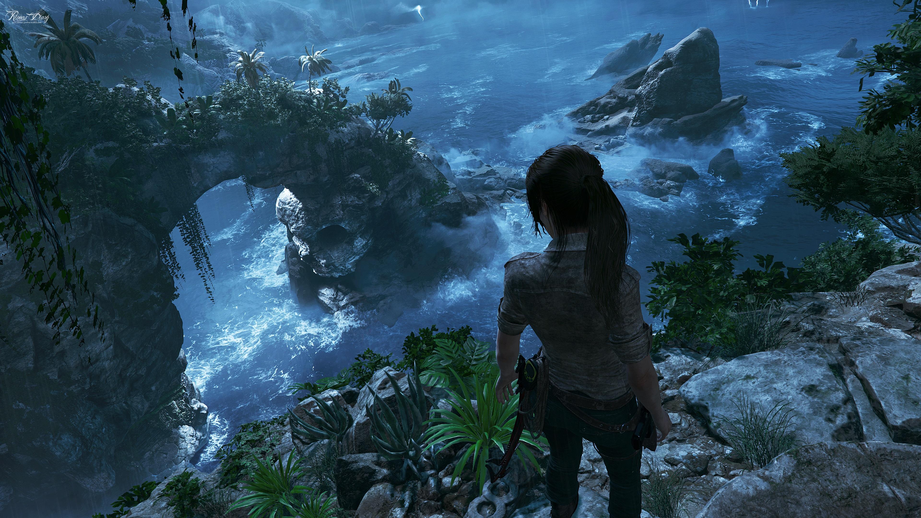 La versione PC di Shadow of the Tomb Raider userà le tecnologie Nvidia!