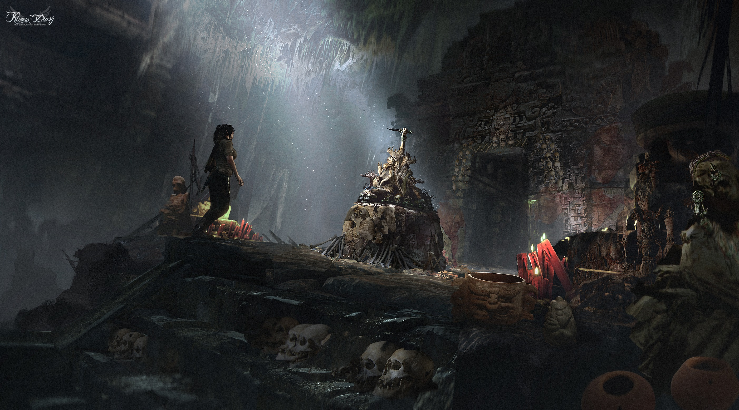 Esplorazione subacquea e livelli di difficoltà per Shadow of the Tomb Raider!