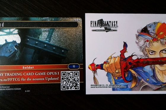 Final Fantasy Trading Card Game arriva in Italia il 25 Novembre!