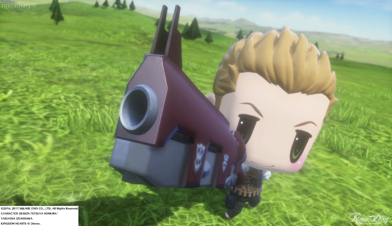 World of Final Fantasy in arrivo su PC!