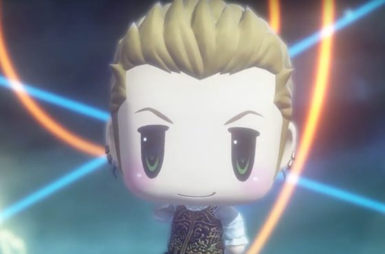 Balthier di FFXII è il nuovo campione di World of Final Fantasy!